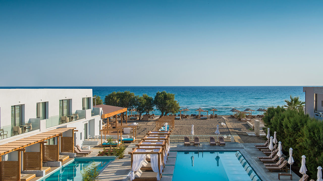 Hotel Enorme Lifestyle Beach